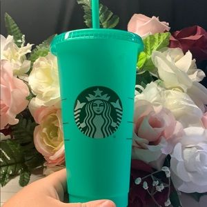 Color -Changing Reusable cold cup 🌈